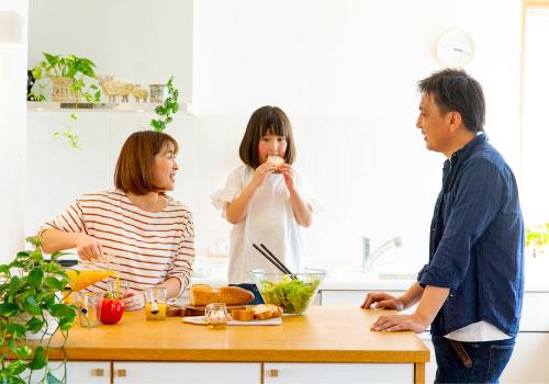 家事だって、家族みんなで楽しみたい。