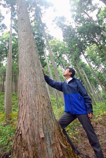森林見学会